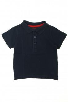 vêtements enfants occasion Polo manches courtes Bout'Chou 3 ans Bout'Chou