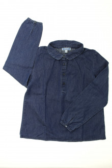 vêtements occasion enfants Blouse en jean Jacadi 8 ans Jacadi