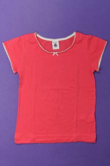vetements d occasion enfant Tee-shirt manches courtes léger Petit Bateau 6 ans Petit Bateau