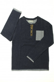 vetement enfant occasion Tee-shirt manches longues Zara 7 ans Zara