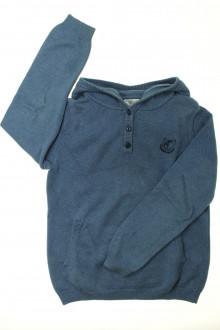 vêtements occasion enfants Pull à capuche Cyrillus 8 ans Cyrillus