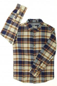 vetement occasion enfants Chemise à carreaux Zara 7 ans Zara