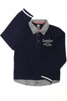 vetement d'occasion enfants Polo manches longues Timberland 8 ans Timberland