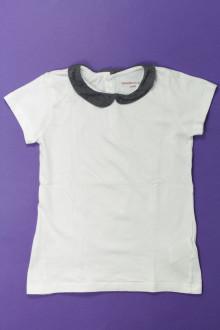 vêtement enfant occasion Tee-shirt manches courtes à col Monoprix 5 ans Monoprix