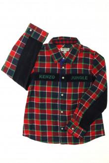 vetement occasion enfants Chemise à carreaux Kenzo 6 ans Kenzo