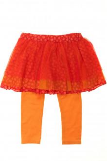 vetements enfant occasion Jupe legging intégré Catimini 3 ans Catimini