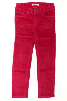 vetement occasion enfants Pantalon en velours fin Monoprix 5 ans Monoprix