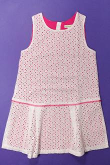 vêtements occasion enfants Robe en broderie anglaise Vertbaudet 6 ans Vertbaudet