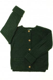 vêtements d occasion enfants Cardigan Vertbaudet 6 ans Vertbaudet