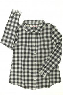 vêtements occasion enfants Chemisier à carreaux DPAM 8 ans DPAM