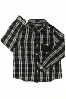 vetement occasion enfants Chemise à carreaux IKKS 3 ans IKKS