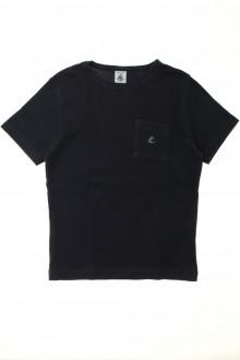 vetement d'occasion Tee-shirt manches courtes Petit Bateau 8 ans Petit Bateau