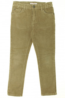 vetement occasion enfants Pantalon en velours fin Monoprix 6 ans Monoprix