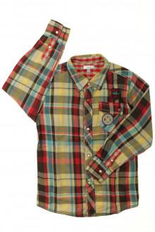 vetement d'occasion enfants Chemise à carreaux Confetti 5 ans Confetti