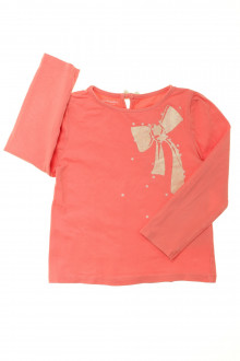 vetement occasion enfants Tee-shirt manches ongues