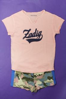 vêtement occasion pas cher marque Zadig et Voltaire