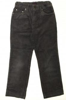 vetements enfants d occasion Pantalon en velours fin Acanthe 8 ans Acanthe
