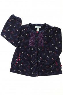 vêtements occasion enfants Chemisier doublé Obaïbi 2 ans Obaïbi