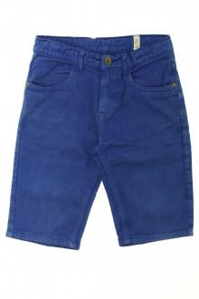 vetement d'occasion enfants Bermuda en jean de couleur YCC214 10 ans YCC214