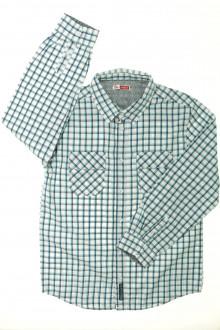 vetement marque occasion Chemise à carreaux DPAM 10 ans DPAM