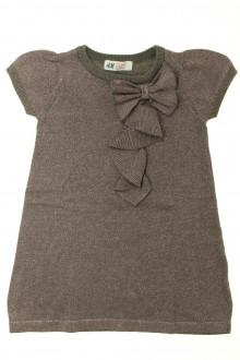 vêtements d occasion enfants Robe en maille brillante H&M 4 ans H&M