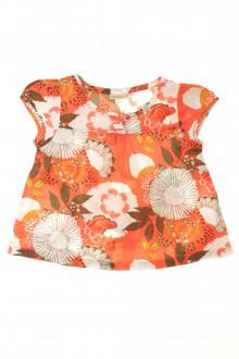 vêtements enfants occasion Blouse fleurie Vertbaudet 3 ans Vertbaudet