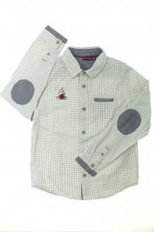 vetement occasion enfants Chemise à carreaux Sergent Major 8 ans Sergent Major