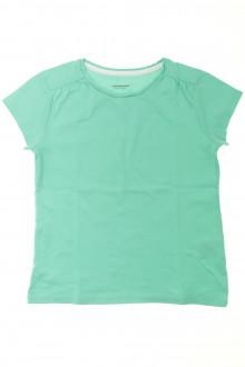 vetement d'occasion Tee-shirt manches courtes Vertbaudet 8 ans Vertbaudet