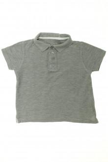 vêtements occasion enfants Polo manches courtes Vertbaudet 4 ans Vertbaudet