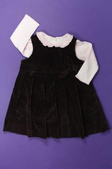 vêtements bébés Ensemble robe et body Jacadi 6 mois Jacadi
