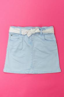 vêtements occasion enfants Jupe en jean de couleur Vertbaudet 8 ans Vertbaudet