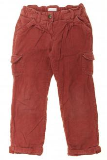 vetement d'occasion enfants Pantalon en velours fin Obaïbi 5 ans Obaïbi
