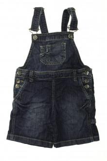 vêtements enfants occasion Salopette courte en jean Okaïdi 5 ans Okaïdi