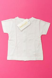 Habit de bébé d'occasion Tee-shirt manches courtes - NEUF Berlingot 3 mois Berlingot