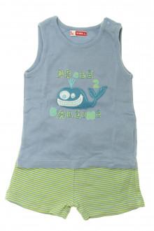 habits bébé Pyjama court
