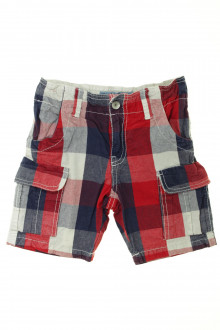 vêtements d occasion enfants Bermuda à carreaux Okaïdi 3 ans Okaïdi