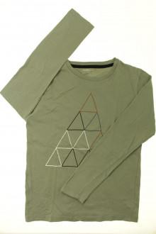vetement  occasion Tee-shirt manches longues - 14 ans Monoprix 12 ans Monoprix