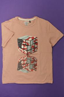 vêtements occasion enfants Tee-shirt manches courtes  - 14ans IKKS 12 ans IKKS