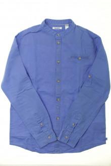 vetements enfants d occasion Chemise en lin - 14 ans Okaïdi 12 ans Okaïdi