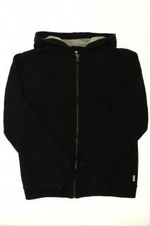 vêtement enfant occasion Sweat zippé - 14 ans Monoprix 12 ans Monoprix