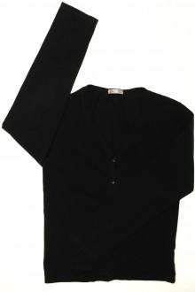 vetements enfants d occasion Tee-shirt manches longues boutonné DPAM 12 ans DPAM