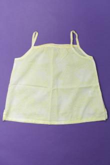 vêtements occasion enfants Blouse à fines bretelles Petit Bateau 4 ans Petit Bateau