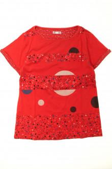 vetements enfants d occasion Tee-shirt manches courtes DPAM 10 ans DPAM