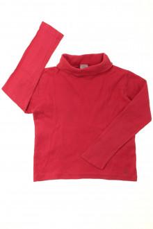 vêtements occasion enfants Sous-pull Petit Bateau 5 ans Petit Bateau