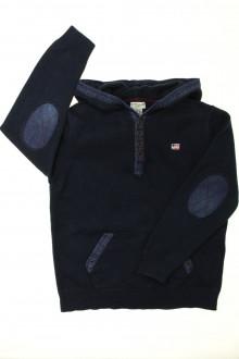 vêtements d occasion enfants Pull à capuche Cyrillus 8 ans Cyrillus
