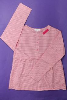 vêtements enfants occasion Blouse à carreaux Jacadi 10 ans Jacadi