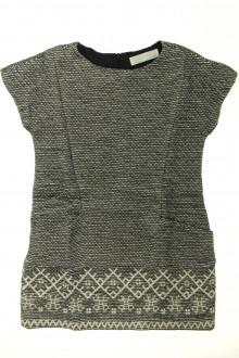 vetement d'occasion Robe manches courtes Zara 7 ans Zara