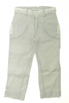 vêtements occasion enfants Pantalon à fines rayures Ooxoo 10 ans Ooxoo