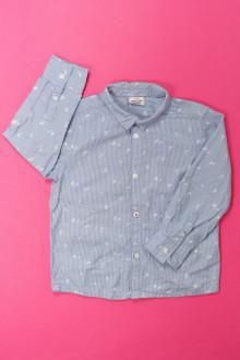 vetement enfants occasion Chemise à fines rayures