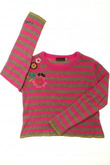 vêtements occasion enfants Pull rayé Catimini 8 ans Catimini